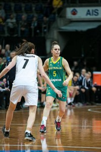 Leongatha's Kelly Wilson. Photo credit MVP Photography.