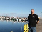 Do it: Port Welshpool resident Peter Rose said a marina development would be a big positive for the town.