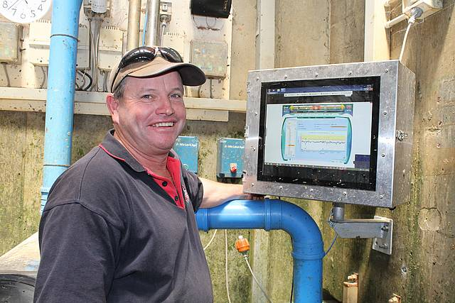 Tech talk: Terry Clark from Nerrena will talk about SCR Heat Time 24 computer program and its benefits, at the field day being held at his family's dairy farm this Friday from 7pm.