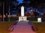 Looking its best: the Wonthaggi cenotaph was spruced up for upcoming Anzac Day and Remembrance Day celebrations, including a 50 year commemoration for Vietnam veterans to be held in August this year.