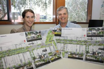 Which one: South Gippsland Shire Council's senior strategic planner Chantal Lenthall and planning manager Paul Stampton are asking the community for their feedback at two important meetings concerning Leongatha's CBD.