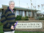 Exciting times: Woorayl Lodge committee chairperson Lindsay Love there were big things in store for Woorayl Lodge.