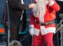 Top host: Russell Hemming will once again be host of Carols in the Drome. The man in red will also make an appearance!