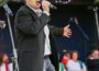 Host: Russell Hemming will again be master of ceremonies at the carols this Saturday night.